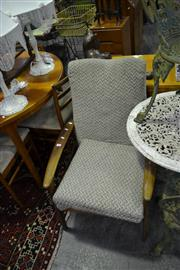 Sale 8039 - Lot 1098 - Retro Style Upholstered Armchair