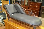 Sale 8093 - Lot 1033 - Miniature Chaise