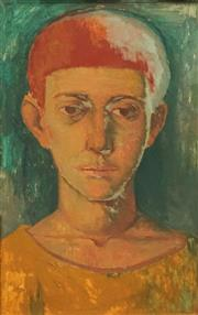Sale 8606 - Lot 558 - Justin OBrien (1917 - 1996) - The Student 35 x 22cm