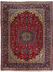 Sale 8770C - Lot 12 - A Persian Najafabad From Isfahan Region 100% Wool Pile On Cotton Foundation, 398 x 303cm