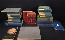 Sale 9254 - Lot 2339 - A large collection of books
