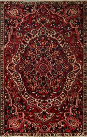 Sale 8412C - Lot 7 - Persian Bakhtiari 365cm x 235cm