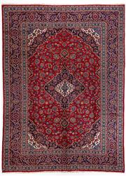 Sale 8770C - Lot 10 - A Persian Kashan From Isfahan Region 100% Wool Pile On Cotton Foundation, 405 x 300cm