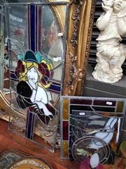 Sale 8925 - Lot 1064 - A small quantity of stained glass windows