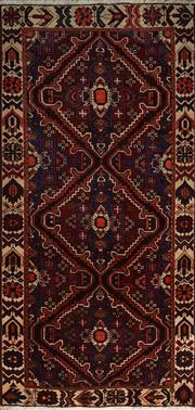 Sale 8402C - Lot 49 - Persian Bakhtiari 320cm x 150cm