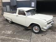 Sale 8493 - Lot 1100 - 1963 Holden EJ utility 2106,  Chassis # EJ4207/S, Engine # J115762, Body # 2791/S. Provenance: The Estate of the late Edward (Ted) Jam