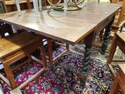 Sale 8740 - Lot 1284 - Small Oak Extension Table