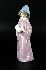 Sale 3803 - Lot 703 - A LLADRO FIGURE OF A GIRL AND DOVE