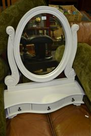 Sale 8093 - Lot 1030 - Dresser Top Mirror
