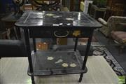Sale 8386 - Lot 1093 - Oriental Single Drawer Side Table