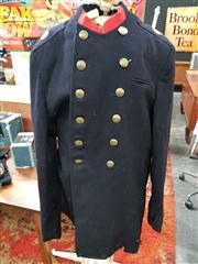Sale 8822 - Lot 1064 - Early Firemans Jacket NSWFB