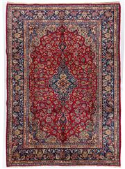 Sale 8770C - Lot 4 - A Persian Najafabad From Isfahan Region 100% Wool Pile On Cotton Foundation, 410 x 290cm