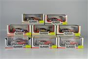 Sale 8271 - Lot 61 - CLASSIC CARLECTABLE 1:64 SCALE MODELS(8); HOLDEN VE COMMODORE SUPERCHEAP AUTO PAUL DUMBRELL #20, HOLDEN VE COMMODORE HRT TODD KELLY...