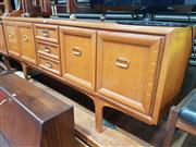 Sale 8723 - Lot 1045 - Vintage Teak Sideboard