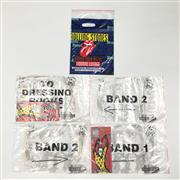 Sale 8926M - Lot 74 - An Assortment of Allocation Signage from The Rolling Stones Voodoo Lounge Tour 1994/95