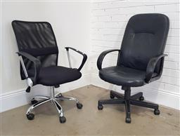Sale 9174 - Lot 1344 - Office chairs x 2