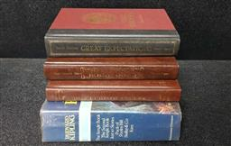 Sale 9208 - Lot 2007 - 3 Volumes of Reader Digest Books Verne, J. A Journey to the Centre of the Earth; Creswick, P. The Adventures of Robin Hood; Dick...