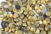 Sale 8578 - Lot 95 - Collection of Military Buttons
