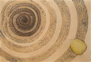 Sale 8682 - Lot 2049 - Roma Lewington (1919 - 1997) - Vortex, Leucon Series III, 1979 33 x 49cm