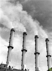 Sale 8721A - Lot 47 - Artist Unknown - Chimneys of Pyrmont, 1975 25 x 20cm