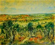 Sale 9002A - Lot 5025 - Kevin Charles (Pro) Hart (1928 - 2006) - White Cliffs, Northern SA 1979 50 x 60 cm