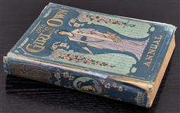 Sale 9162H - Lot 56 - The Girls Own Annual Illustrated, London, 4 Bouverie st fleet st