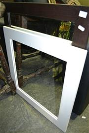 Sale 8093 - Lot 1352 - 2 Modern Mirrors