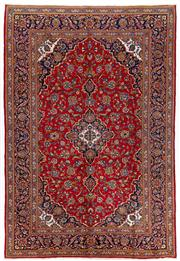 Sale 8770C - Lot 52 - A Persian Kashan From Isfahan Region 100% Wool Pile On Cotton Foundation, 335 x 227cm