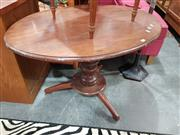Sale 8744 - Lot 1089 - Tilt Top Loo Table