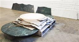 Sale 9174 - Lot 1470 - Large collection of marble