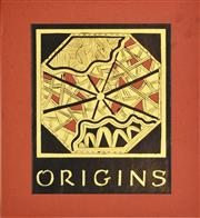 Sale 8259 - Lot 557 - Origins: A Folio of Prints by Contemporary Indigenous Australian Artists (12 works)