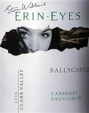 Sale 8494W - Lot 80 - 12 X 2016 Steve Wiblin's Erin Eyes 'Ballycapple' Cabernet Sauvignon (New Release), Clare Valley