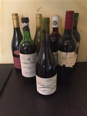 Sale 8470H - Lot 400 - Two boxes of wine (11 bottles), all good Australian blends, various conditions