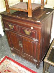 Sale 7937A - Lot 1131 - Cabinet with 2 Drawers & 2 Doors