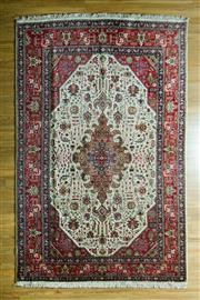 Sale 8700C - Lot 17 - Persian Tabriz 300cm x 193cm