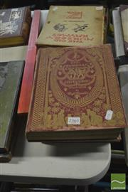 Sale 8407T - Lot 2361 - Books (2) Stories from the Arabian Nights Illustrated by Edmund Dulac & The Admirable Crichton by JM Barrie