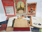 Sale 8900 - Lot 23 - Collection of Various Ephemera incl. Alphabetical List to Country Localities of N.S.W.; The Whole World Wine Catalog; Aboriginal T...