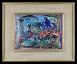 Sale 7923 - Lot 542 - Maximillian Fuerring - Abstract 22 x 32cm