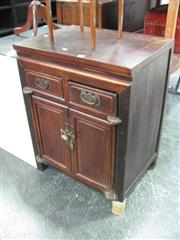 Sale 7937A - Lot 1105 - Cabinet with 2 Drawers & 2 Doors