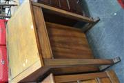 Sale 8066 - Lot 1011 - Timber Lectern