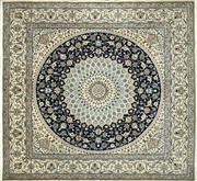 Sale 8256B - Lot 60 - Persian Nain 300cm x 300cm RRP $12,000