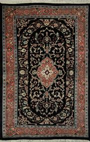 Sale 8439C - Lot 88 - Persian Kashan 140cm x 95cm