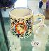 Sale 7346 - Lot 87 - AN ENGLISH POTTERY SOUVENIER MUG