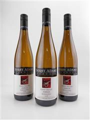 Sale 8531 - Lot 1902 - 3x 2016 Sorby Adams Amelia Riesling, Eden Valley
