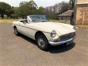 Sale 8870V - Lot 2 - 1967 MG-B Convertible