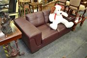 Sale 8129 - Lot 1060 - New Two Seater Couch