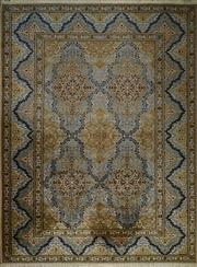 Sale 8402C - Lot 60 - Persian Kashan 384cm x 271cm