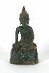 Sale 7413 - Lot 84 - A THAI BRONZE BUDDHA