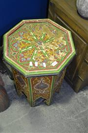 Sale 8013 - Lot 1080 - Anglo Indian Footstool