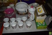 Sale 8530 - Lot 2374 - Collection of Ceramics incl Yamato Royalty Tea Set